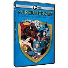 Superheroes: A Never-Ending Battle, , Good DVD, ,