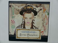 45 tours CULTURE CLUB Karma Chameleon , that's the way 105750