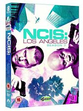 NCIS Los Angeles . The Complete Season 7 . Staffel . Navy CIS . 6 DVD . NEU OVP