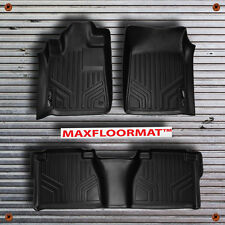 2013-2015 Dodge Durango MAXFloormat All Weather Custom Floor Mat Liner Black