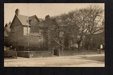 Altrincham - St. Margaret's Institute - real photographic postcard
