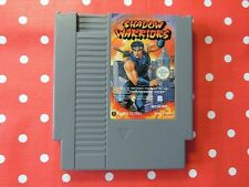 Shadow Warriors Nintendo NES nur Modul