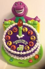 Tiger Electronics Barney Celebrate With Me