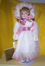 Collectors Doll-Name:Meghan-Limited Edition of 2500-Porcelain Head,Arms & Legs