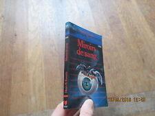 PRESSES POCKET TERREUR 9015 DEAN R KOONTZ miroir de sang  1989