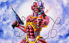 Poster A3 Iron Maiden