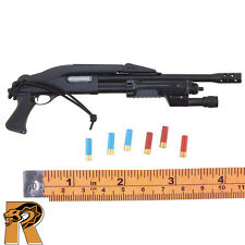 SDU Assault Leader - M870 Shotgun w/ Shells - 1/6 Scale - Soldier Story Figures
