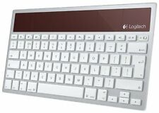 Logitech K760 Wireless Solar Tastatur Logitech Solar Keyboard für MAC -QWERTY US