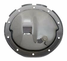 """Diff Differential Cover Steel Chrome GM 8.5"""" Truck car 10 bolt camaro chevy silv"""