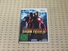 Iron Man 2 (Das Videospiel) für Nintendo Wii und Wii U *OVP*