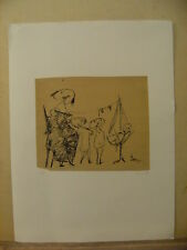 CORNEILLE     LITHOGRAPHY