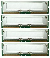 DELL DIMENSION 8100 8200 1GB 4X256MB RDRAM RAMBUS MEMORY KIT TESTED