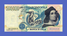 ITALY - 500000 Lire 1997s - Reproductions - See description!!!