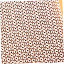 10Pcs DIY Prototype Paper PCB Universal Experiment Matrix Circuit Board 5x7cm KL