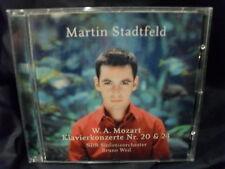 Mozart - Klavierkonzerte Nr.20 & 24  -Martin Stadtfeld/Bruno Weil & NDR Sinfonie
