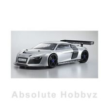 Kyosho Audi R8 LMS Body Set (Clear) GT2 - KYOIGB155