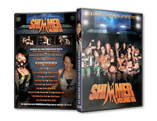 Official Shimmer Women Athletes Volume 66, Female Wrestling Event DVD