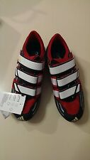NIB Adidas cycling shoes Road TT carbon