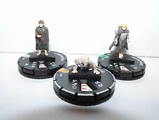 HEROCLIX LORD OF THE RINGS GOLLUM LE + FRODO BAGGINS & SAMWISE GAMGEE