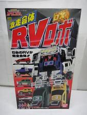 BANDAI Power Rangers TURBO Car Ranger DX RV-ROBO Megazord ++rare++
