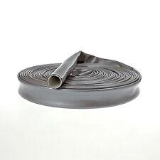 Il calore del fuoco fiamma Thermo SLEEVE SCUDO PER olio combustibile tubo 16mm ID argento (5m)