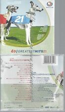 CD--DIVERSE--OE3 GREATEST HITS 21 | DOPPEL-CD
