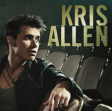 Kris Allen by Kris Allen (American Idol)(CD, Nov-2009) plastic case with artwork