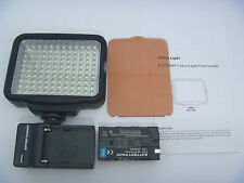 LED 120 Video Light / Lamp For Digital Rebel Camera