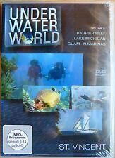 Under Water World - Vol. 8 - St. Vincent  Neu und OVP