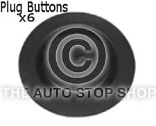 Clip Fasteners Plug Buttons Citroen ZX Part Number 1384ci Pack of 6