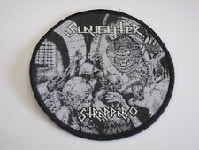 SLAUGHTER STRAPPADO WOVEN PATCH