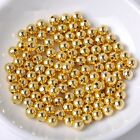 Big Sale 14K Solid Yellow Gold BEADS/3mm Lucky Loose Beads Pendant 1PCS Only