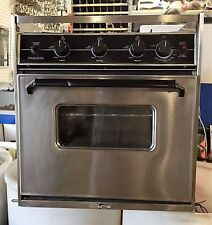 SEAWARD PRINCESS 3 BURNER GIMBLED PROPANE STOVE/OVEN