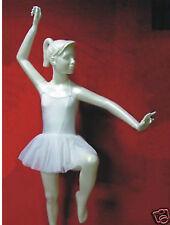 Body  tutu per danza colori nero bianco e rosa danza