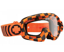 SPY KIDS YOUTH TARGA MINI MOTOCROSS MX GOGGLES DRAG ORANGE