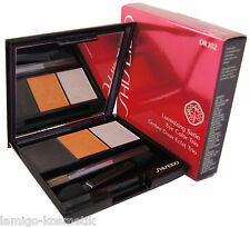 SHISEIDO Luminizing Satin Eye Color Trio Lidschatten 3g. OR302