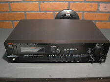 Luxman K-105 Audiophile Cassette Deck with DBX Excellent!