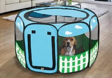 Portable Pet Puppy Soft Tent Playpen Dog Cat Crate Exercise Kennel In Outdoor 29