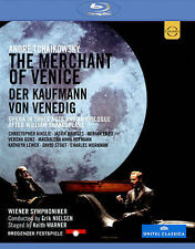 Tchaikowsky: The Merchant of Venice [Blu-ray], New DVDs