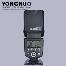 Yongnuo YN-560IV Master Slave Flash Speedlight +Built-in Radio Trigger for canon