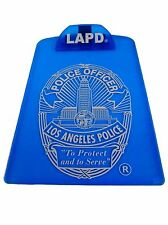 Los Angeles Police Department LAPD Officially Licensed Clipboard
