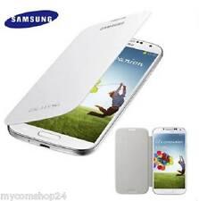 Original Samsung Galaxy S 4 IV Flip Cover FlipCase EF-FI950B Weiss Weiß NEU BULK