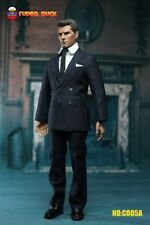 "1:6 Super Duck Male Suit Outfit w/ stripes for 12"" Action Figures (Gi Joe Size!)"