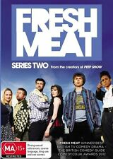 Fresh Meat: Series 2 DVD NEW