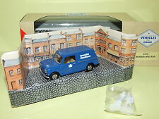 AUSTIN MORRIS MINI VAN Cavendish Woodhouse CORGI