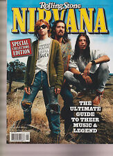 ROLLING STONE MAGAZINE NIRVANA ULTIMATE GUIDE MUSIC LEGEND 2014 SPECIAL EDITION
