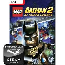 Lego Batman 2 Dc Super Heroes Llave PC de Steam