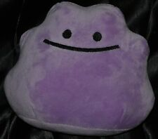 "7"" Ditto # 132 Plush Dolls Toys Stuffed Animals Pokemon Original Transforming"