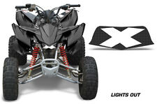 AMR Racing Head Light Eyes Honda TRX 400EX ATV Headlight Decals Part LIGHTS OUT
