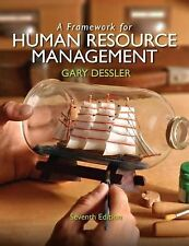 FAST SHIP - GARY DESSLER 7e A Framework for Human Resource Management        X60